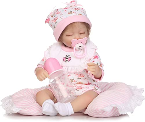 QXMEI Puppe Emulation Babypuppen Nette Biene Spielzeug Geschenk Ideen mädchen Spielzeug