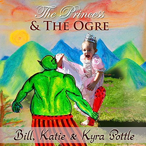 The Princess and the Ogre audiobook cover art