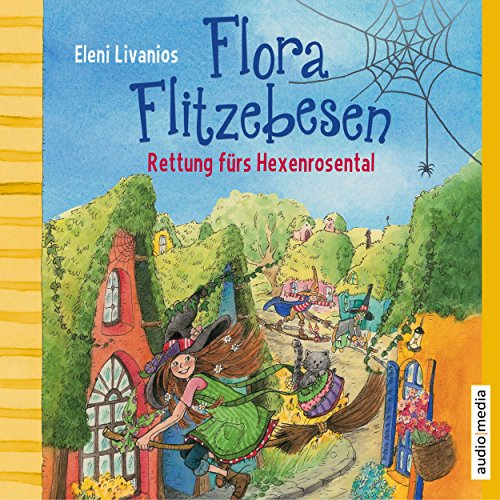 Rettung fürs Hexenrosental     Flora Flitzebesen 4              By:                                                                                                                                 Eleni Livanios                               Narrated by:                                                                                                                                 Melanie Manstein                      Length: 2 hrs and 35 mins     Not rated yet     Overall 0.0