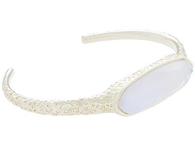 Kendra Scott Layla Cuff Bracelet (Gold Opalite Illusion) Bracelet