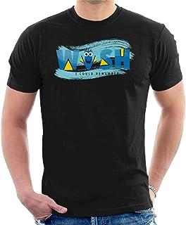 Pixar Finding Dory I Wish I Could Remember Men's T-Shirt