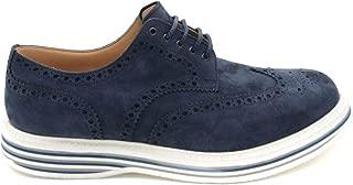 CHURCH'S Luxury Fashion Mens MCBI36956 Blue Lace-Up Shoes | Season Outlet