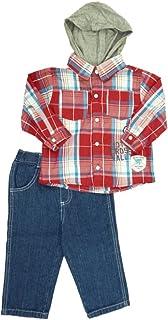 Little Rebels Little Boys 2 Piece Ivy League Athletics Jackethood And Pant Little Rebels Boys 2-7 8C6550