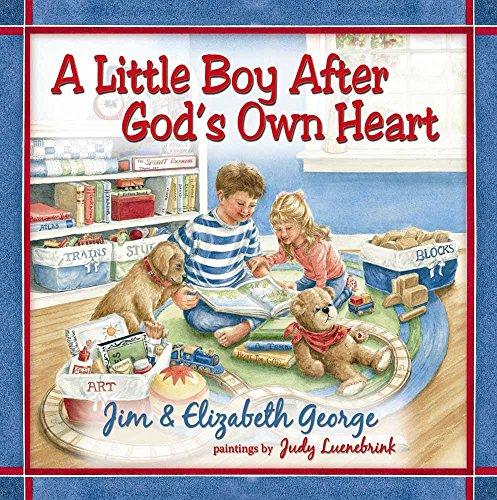 Little Boy After God's Own Heart, A