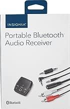 Insignia Portable Bluetooth Audio Receiver, Model: NS-MBTK35, Black