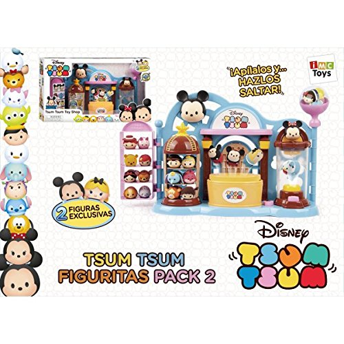 IMC Toys - Play Set Tsum Tsum (171534