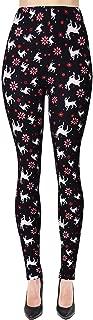 Buttery Soft Printed Leggings Seasonal Designs REG/Plus