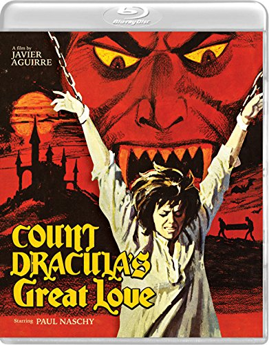 Count Dracula'S Great Love (2 Blu-Ray) [Edizione: Stati Uniti] [Italia] [Blu-ray]