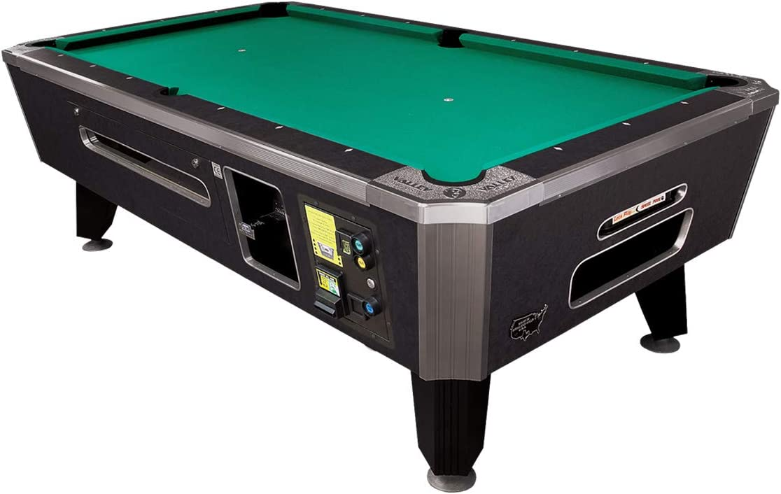Valley Panther ZD-11X Coin-Op Pool New sales Table Popularity 88
