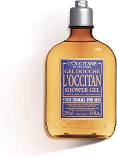 Loccitane LOccitan Shower Gel by LOccitane for Men - 8.4 oz Shower Gel, 252 ml
