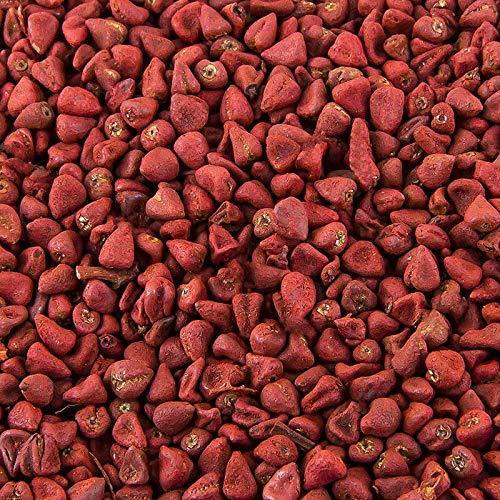 Annatto-Samen, vom Orleanstrauch, 100g