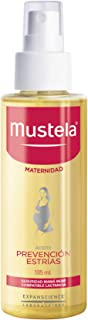 Mustela Aceite Prevención de Estrías, 105 ml