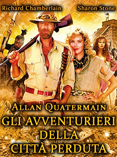 Allan Quatermain - Gli avventurieri della città perduta