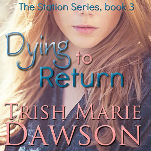 Dying to Return audiobook cover art