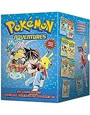 Pokémon Adv Red Blue Box Pa: Set Includes Vol. 1-7