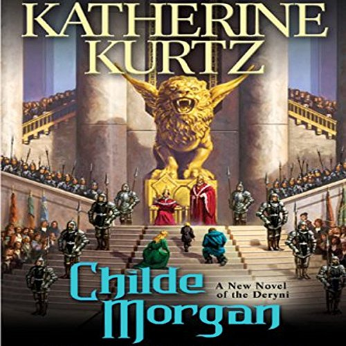 Childe Morgan audiobook cover art