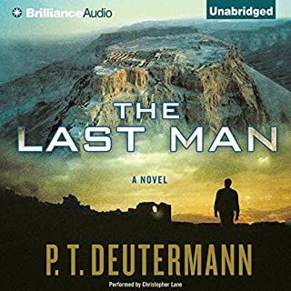 The Last Man                   By:                                                                                                                                 P. T. Deutermann                               Narrated by:                                                                                                                                 Christopher Lane                      Length: 14 hrs and 14 mins     430 ratings     Overall 4.3