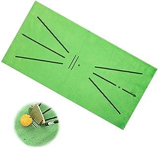 "Home-Mart Golf Training Mat,12""x24"" Golf Swing Detection Strike Mat,Golf Practice Aids, Analysis & Correct Your Swing Path..."