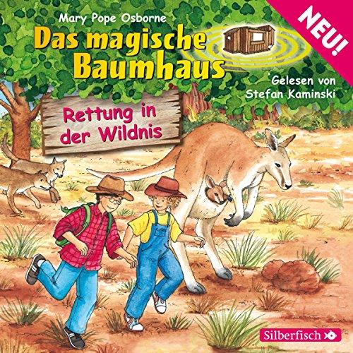 Rettung in der Wildnis (Das magische Baumhaus 18) Titelbild
