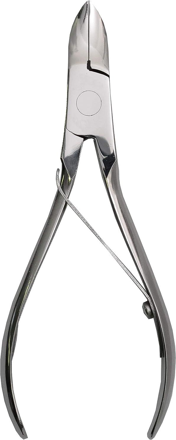 ヨーグルト情緒的愛情深い日本橋木屋 井筒木木屋 ニッパー爪切り 曲刃 120mm