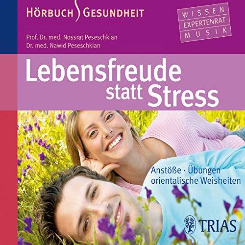 Page de couverture de Lebensfreude statt Stress