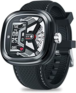 Lixada Zeblaze 2 Smart Watch 0.96'' IPS Display Screen Wristwatch Dual Modes BT4.0 Heart Rate Blood Pressure Sleep Female ...