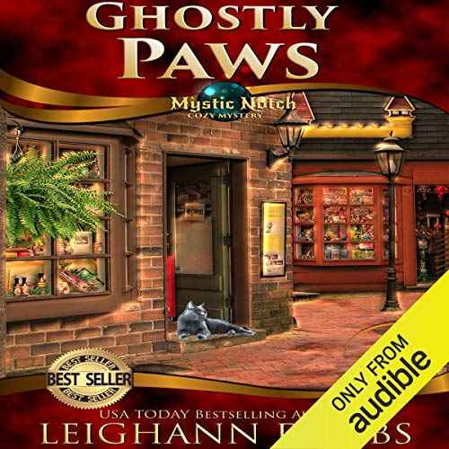 Ghostly Paws: Mystic Notch Cozy Mystery Series, Book 1