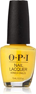 OPI Nail Lacquer, Yellows