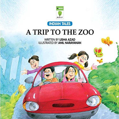 A Trip to the Zoo audiobook cover art