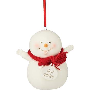 Department 56 SNOWP FLAMINGALING Hanging Ornament