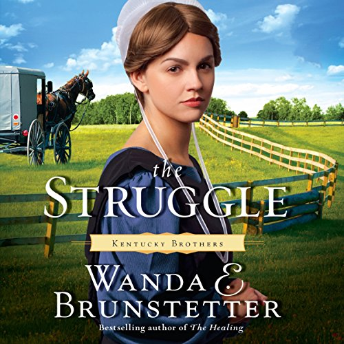 The Struggle audiobook cover art