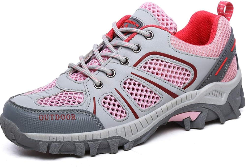 Exclusive shoesbox Women Men Mesh Women Water shoes Quick Dry Aqua shoes Lace up Outdoor Sneakers Hiking shoes