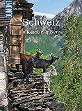 DuMont BILDATLAS Schweiz: Im Reich der Berge - Dina Stahn