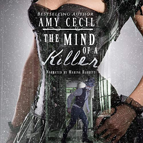 The Mind of a Killer audiobook cover art