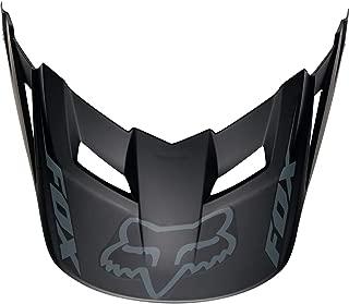Fox Racing 2018 Youth V1 Helmet Visor - Matte (Matte Black)