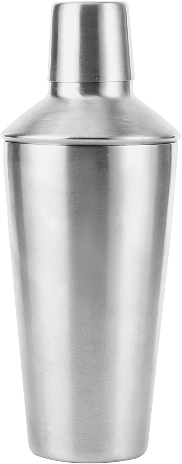 Ponacat 700ML Stainless Steel Courier Gifts shipping free Cocktail Wine Mixe Shaker Drinking
