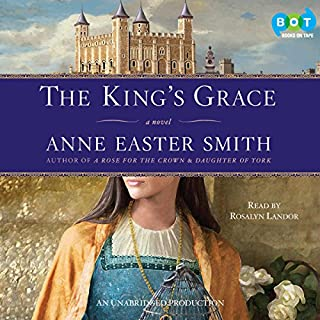 The King's Grace audiobook cover art