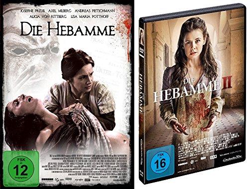 Die Hebamme 1+2 im Set - Deutsche Originalware [2 DVDs]