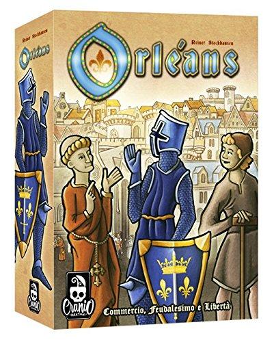 Cranio Creations cc045–Juegos Orléans