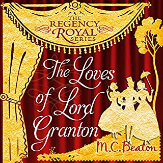 The Loves of Lord Granton cover art