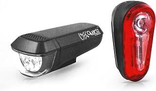 Spanninga V611100B Eclairage Avant Mixte Adulte Noir