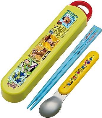 スケーター 子供用 箸 スプーン セット トイ・ストーリー ディズニー 日本製 CAC2AM