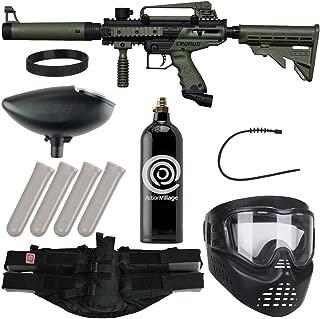 Action Village Tippmann Epic Paintball Gun Package Kit (Cronus) (Olive Tactical Edition)