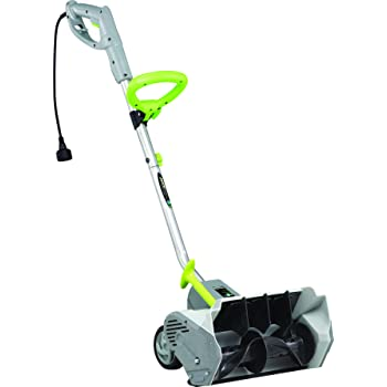 """Earthwise SN70016 Electric Corded 12Amp Snow Shovel, 16"""" Width, 430lbs/Minute"""