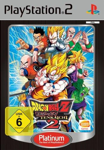 Dragonball Z - Budokai Tenkaichi 2 [Importación alemana]