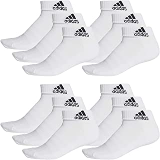 adidas, Calcetines cortos unisex (12 pares)