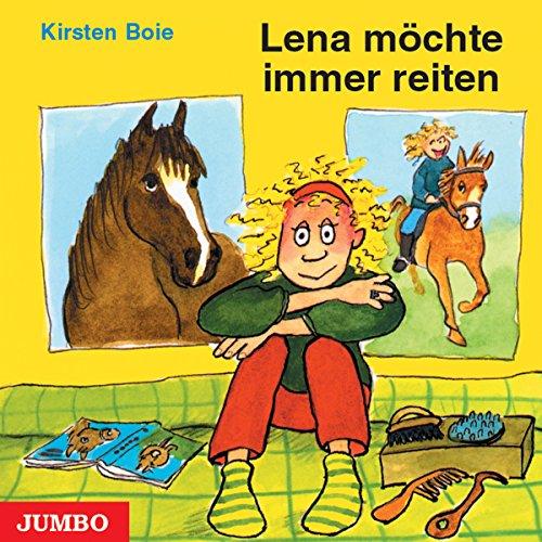 Lena möchte immer reiten Titelbild
