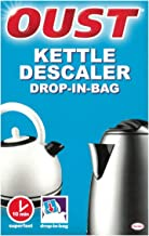 Oust 3200600001 Kettle Descaler Drop in Bag 75g, Plastic