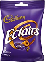 Cadbury Chocolate Eclairs Cadbury Chocolate Eclairs Imported From The UK England The Very Best Of British Chocolate Candy Eclairs Smooth Centre Chocolate Encased In Chewy Golden Caramel