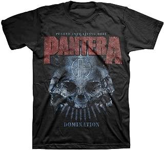 ill Rock Merch Pantera - Domination Distressed T-Shirt